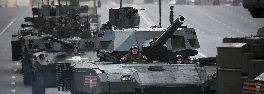 Armata T-14 Communications in Warfare