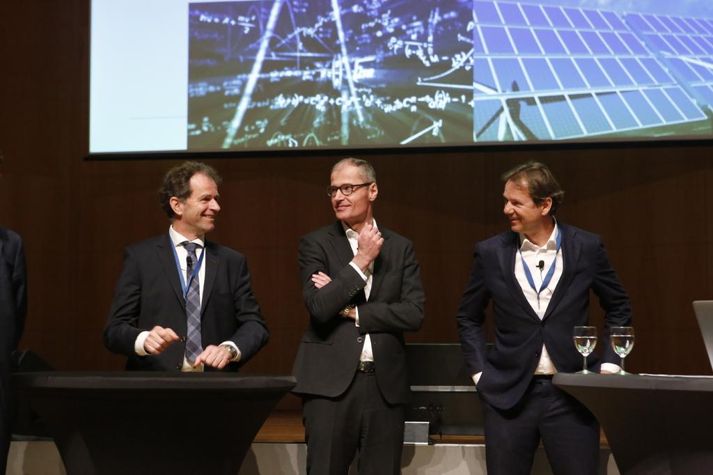 Kivi Den Haag.Moving Away From Fossil Fuels Kivi